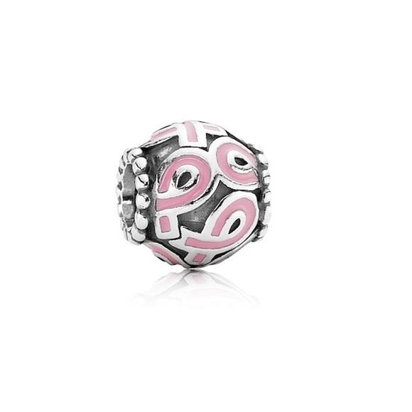 7cd1bd9c7 Pandora pink ribbon breast cancer charm. M_5b2b10452e14784dbb3449cc